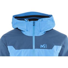 Millet Kamet Light GTX Jacket Men electric blue/poseidon